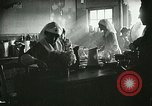 Image of Red Cross staff serve breakfast Nantes France, 1918, second 12 stock footage video 65675023649