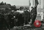 Image of Red Cross staff distribute hot chocolate to soldiers Chatel Chehery France, 1918, second 3 stock footage video 65675023650