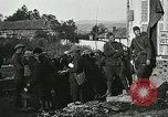 Image of Red Cross staff distribute hot chocolate to soldiers Chatel Chehery France, 1918, second 5 stock footage video 65675023650