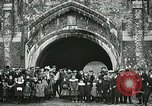 Image of Belgian town Bouillon Belgium, 1918, second 9 stock footage video 65675023651