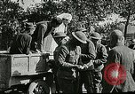 Image of Red Cross gives cigarettes to soldiers Viel Maisson France, 1918, second 1 stock footage video 65675023652