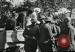 Image of Red Cross gives cigarettes to soldiers Viel Maisson France, 1918, second 2 stock footage video 65675023652