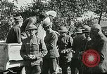 Image of Red Cross gives cigarettes to soldiers Viel Maisson France, 1918, second 3 stock footage video 65675023652