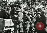 Image of Red Cross gives cigarettes to soldiers Viel Maisson France, 1918, second 5 stock footage video 65675023652
