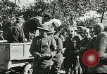 Image of Red Cross gives cigarettes to soldiers Viel Maisson France, 1918, second 8 stock footage video 65675023652