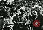 Image of Red Cross gives cigarettes to soldiers Viel Maisson France, 1918, second 9 stock footage video 65675023652