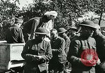 Image of Red Cross gives cigarettes to soldiers Viel Maisson France, 1918, second 10 stock footage video 65675023652