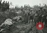 Image of Red Cross activists nurse US soldiers Fleville Chatel France, 1918, second 2 stock footage video 65675023653