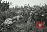 Image of Red Cross activists nurse US soldiers Fleville Chatel France, 1918, second 3 stock footage video 65675023653