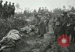 Image of Red Cross activists nurse US soldiers Fleville Chatel France, 1918, second 5 stock footage video 65675023653