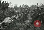 Image of Red Cross activists nurse US soldiers Fleville Chatel France, 1918, second 6 stock footage video 65675023653