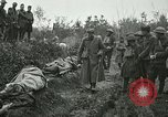 Image of Red Cross activists nurse US soldiers Fleville Chatel France, 1918, second 7 stock footage video 65675023653