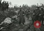 Image of Red Cross activists nurse US soldiers Fleville Chatel France, 1918, second 8 stock footage video 65675023653
