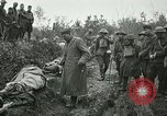 Image of Red Cross activists nurse US soldiers Fleville Chatel France, 1918, second 11 stock footage video 65675023653