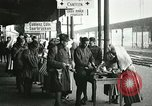 Image of Welfare activities by Red Cross at end of World War I Trier Germany, 1918, second 1 stock footage video 65675023654