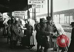 Image of Welfare activities by Red Cross at end of World War I Trier Germany, 1918, second 2 stock footage video 65675023654