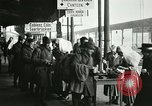 Image of Welfare activities by Red Cross at end of World War I Trier Germany, 1918, second 4 stock footage video 65675023654
