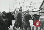 Image of Germans surrender during Battle of Stalingrad Stalingrad Russia Soviet Union, 1942, second 1 stock footage video 65675023659
