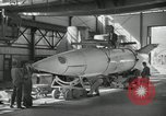 Image of V-2 Rocket White Sands New Mexico USA, 1947, second 4 stock footage video 65675023661