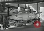 Image of V-2 Rocket White Sands New Mexico USA, 1947, second 6 stock footage video 65675023661