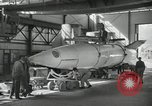 Image of V-2 Rocket White Sands New Mexico USA, 1947, second 8 stock footage video 65675023661
