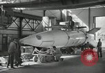 Image of V-2 Rocket White Sands New Mexico USA, 1947, second 9 stock footage video 65675023661