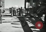 Image of V-2 Rocket White Sands New Mexico USA, 1947, second 2 stock footage video 65675023662