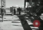 Image of V-2 Rocket White Sands New Mexico USA, 1947, second 3 stock footage video 65675023662