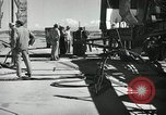 Image of V-2 Rocket White Sands New Mexico USA, 1947, second 4 stock footage video 65675023662