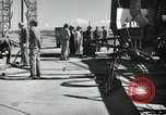Image of V-2 Rocket White Sands New Mexico USA, 1947, second 5 stock footage video 65675023662