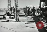 Image of V-2 Rocket White Sands New Mexico USA, 1947, second 8 stock footage video 65675023662