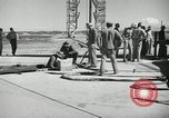 Image of V-2 Rocket White Sands New Mexico USA, 1947, second 12 stock footage video 65675023662