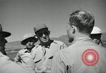 Image of V-2 Rocket launch White Sands New Mexico USA, 1947, second 6 stock footage video 65675023663