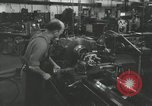 Image of Machinist lathes fiberglass Pasadena California USA, 1958, second 6 stock footage video 65675023669