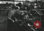 Image of Machinist lathes fiberglass Pasadena California USA, 1958, second 7 stock footage video 65675023669