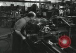Image of Machinist lathes fiberglass Pasadena California USA, 1958, second 8 stock footage video 65675023669