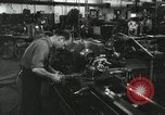 Image of Machinist lathes fiberglass Pasadena California USA, 1958, second 11 stock footage video 65675023669