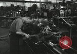 Image of Machinist lathes fiberglass Pasadena California USA, 1958, second 12 stock footage video 65675023669