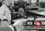 Image of rolling metal piece Pasadena California USA, 1958, second 2 stock footage video 65675023670