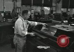 Image of rolling metal piece Pasadena California USA, 1958, second 12 stock footage video 65675023670