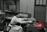 Image of Technician work at Jet Propulsion Lab Pasadena California USA, 1958, second 7 stock footage video 65675023673