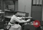 Image of Technician work at Jet Propulsion Lab Pasadena California USA, 1958, second 8 stock footage video 65675023673