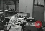 Image of Technician work at Jet Propulsion Lab Pasadena California USA, 1958, second 9 stock footage video 65675023673