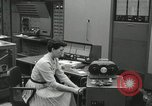 Image of Technician work at Jet Propulsion Lab Pasadena California USA, 1958, second 10 stock footage video 65675023673
