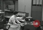 Image of Technician work at Jet Propulsion Lab Pasadena California USA, 1958, second 11 stock footage video 65675023673