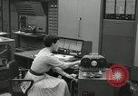 Image of Technician work at Jet Propulsion Lab Pasadena California USA, 1958, second 12 stock footage video 65675023673