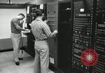 Image of Control board of an instrument Pasadena California USA, 1958, second 8 stock footage video 65675023675