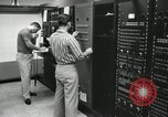 Image of Control board of an instrument Pasadena California USA, 1958, second 10 stock footage video 65675023675