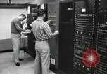 Image of Control board of an instrument Pasadena California USA, 1958, second 11 stock footage video 65675023675