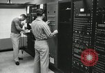 Image of Control board of an instrument Pasadena California USA, 1958, second 12 stock footage video 65675023675